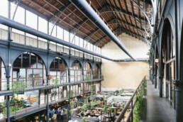 De Vleeshalle 032 uai Interieur Architecten | Mechelen | Design Studio Anneke Crauwels
