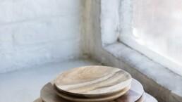 Design Studio Anneke Crauwels | Interieur design | Shop | Tableware | Serax | Studio Simple | houten onderzetter | Mechelen | België