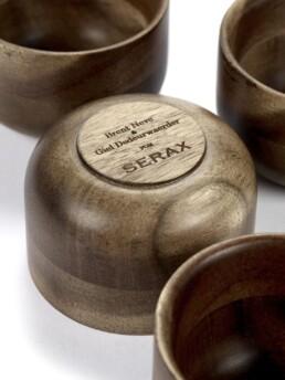 Houten thee cup | Giel Dedeurwaerder & Brent Neve | Designer | Serax | Shop | Design Studio Anneke Crauwels