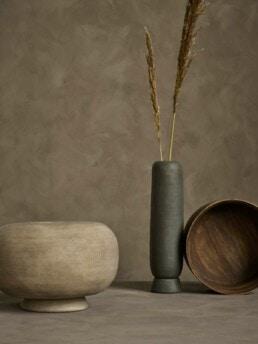 111043 1 KABIN VASE FAT SAND | Design Studio Anneke Crauwels | Interieur | Mechelen