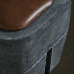111155 1 SCULPT STOOL CONCRETE | Design Studio Anneke Crauwels | Interieur | Mechelen