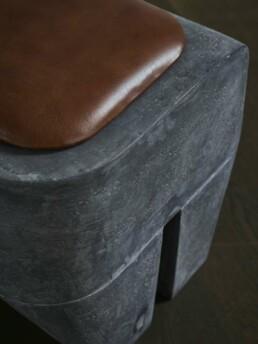 111155 1 SCULPT STOOL CONCRETE Interieur Architecten | Mechelen | Design Studio Anneke Crauwels