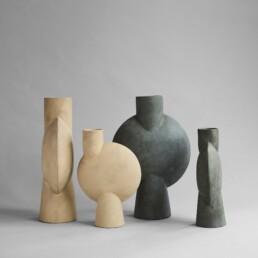 SPHERE VASE BUBL BIG AND HEXA FAM | Design Studio Anneke Crauwels | Interieur | Mechelen